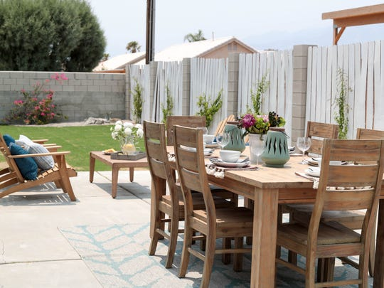 Desert Flippers is an HGTV show that features Coachella Valley residents, Lindsey and Eric Bennett.