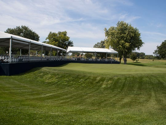 Minnehaha Country Club gets ready for the PGA Champions