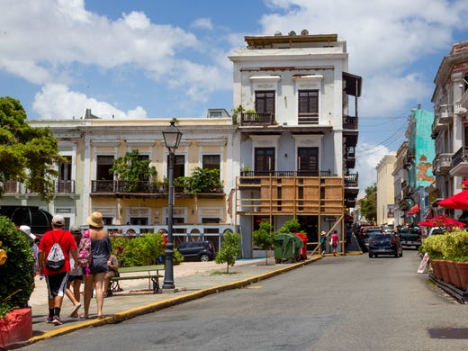 Puerto Rico Welcomes Tourists One Year After Hurricane Maria