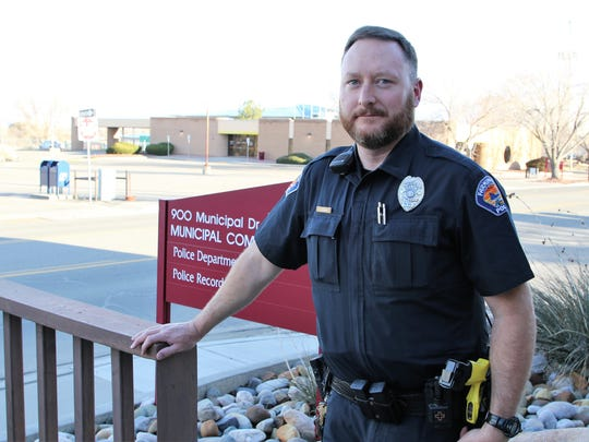 Officer Robert Decker of the Farmington Police Department's Crisis Intervention Team says helping troubled individuals get on the road to recovery is often a matter of figuring out their motivation.