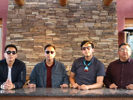 The Levi Platero Band will take the stage Tuesday night