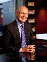 NBC News Television correspondent Harry Smith