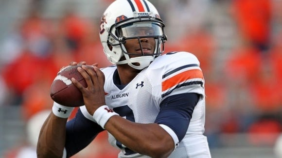 Cam Newton won the Heisman Trophy and led Auburn to a national title in the same season in 2010.