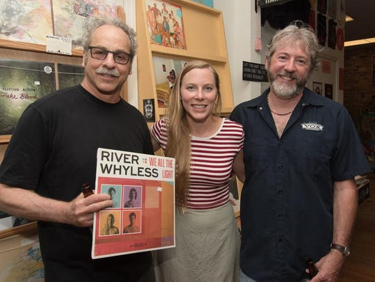 Scenes from the River Whyless performance Aug. 26 at