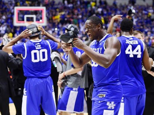 Kentucky Basketball Wildcats Have Two Usa Today: Florida Ousts Cinderella Dayton, Cruises Into Final Four
