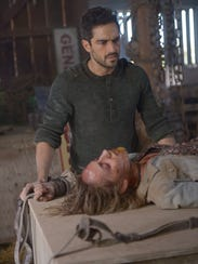 Father Tomas (Alfonso Herrera) has his work cut out