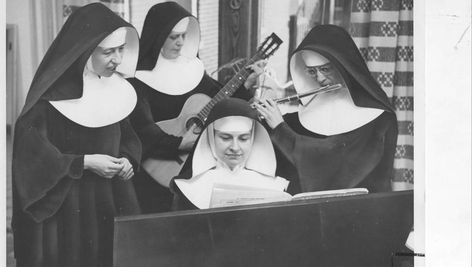 Louisville Ursuline College Sister Angelice Seibert,