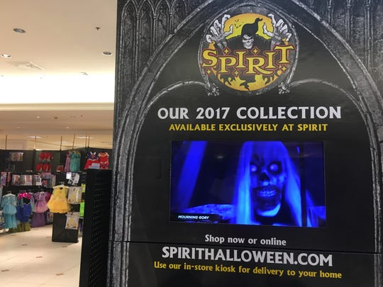 spirit stores are opening for the halloween rush