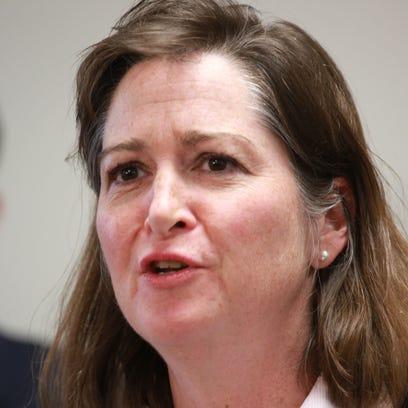 U.S. Attorney Barbara McQuade