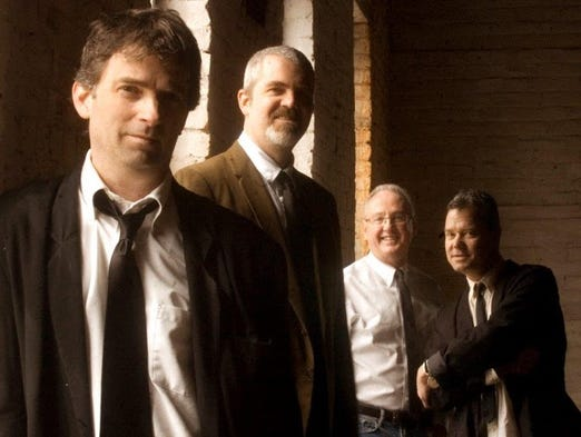 3 Dollar Suit,  a four-person alternative folk band