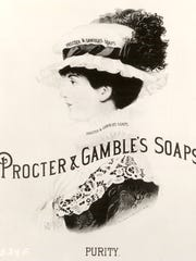 """""""Purity"""" advertisement for Procter & Gamble soaps"""