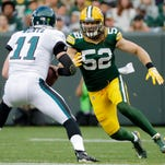 Packers' blitz-happy defense making intentions clear
