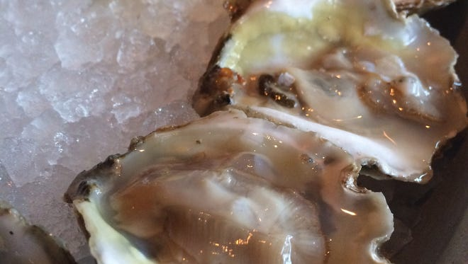 A dozen oysters served up at Jax Fish House & Oyster Bar on National Oyster Day.