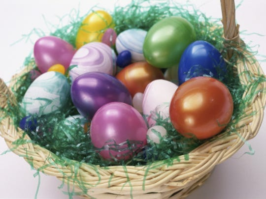 An Easter Buffet will be served Sunday at First Presbyterian Church of Arpin.
