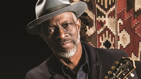 Keb' Mo' is on board for an Oct. 12 concert at the Admiral Theatre.