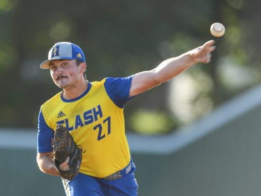 1 Henderson Flash Baseball