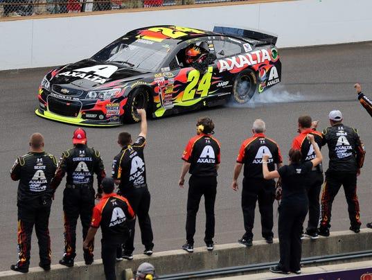 NASCAR Brickyard 400 _Trox