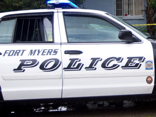 Fort myers police investigate first homicide of 2015 for Global motors fort myers florida