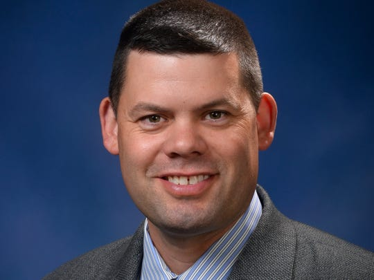 State Rep. Triston Cole, R-Mancelona, chairman of the House Transportation and Infrastructure Committee, supports proposed House bills to require driver's licenses for noncitizens to have visual markers that distinguish them from other licenses.