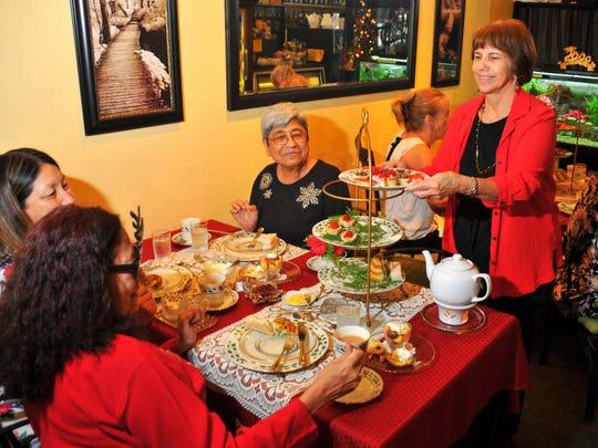 One of the best kept secrets of Titusville is Tea World