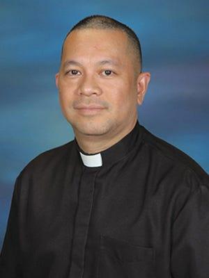 "The Rev. Fr. Danilo ""Danny"" Ferrandiz."