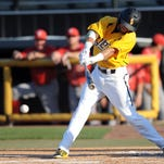 Southern Miss' Jake Sandlin leads the Golden Eagles with a .382 batting average.