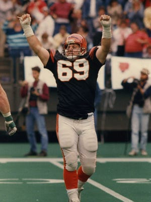 Tim Krumrie was a stalwart for the Bengals on the defensive line and then coached with the team.