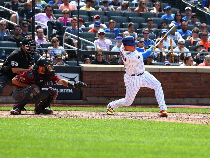 May 20, 2018; New York City, NY, USA; New York Mets