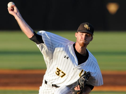 Southern Miss hosts Marshall at Pete Taylor Park Friday | Gallery