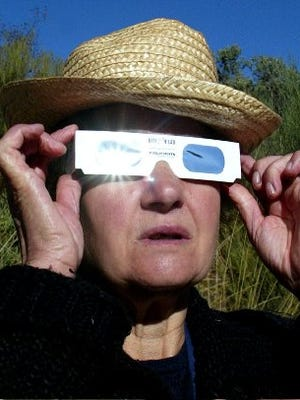 Eye protection: A prudent way to star-gaze