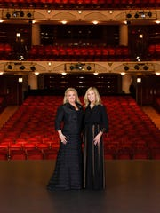 The Kravis Center's black-tie evening is chaired by Monika E. Preston (at left), and Kathryn C. Vecellio. Honorary Chairs include past Kravis Center Board Chairs Alexander W. Dreyfoos, William A. Meyer and Jane M. Mitchell.