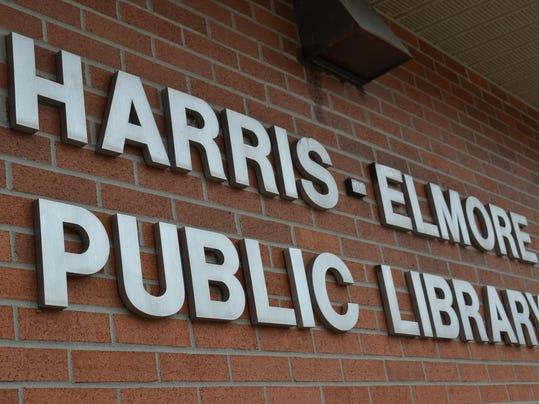 Harris Elmore Library