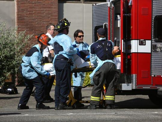 Seattle Campus Shooting