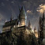 Exclusive first look at Hollywood's 'Wizarding World of Harry Potter'