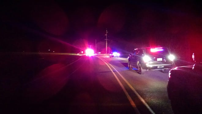 Silverton Road NE, between 64th and Indigo streets, was closed by Marion County deputies responding to a fatal motorcycle crash early May 7, 2016.
