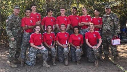 The North Fort Myers High School JROTC's Mixed Raider Team has been named state champions after a recent competition in Lake Wales.