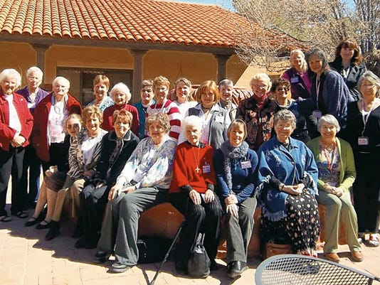 """The Episcopal Church of the Good Shepherd in Silver City is hosting a women's retreat this weekend, beginning on Friday. The theme of the retreat is """"Beautiful Servant, Beautiful Savior."""" Courtesy Photo"""