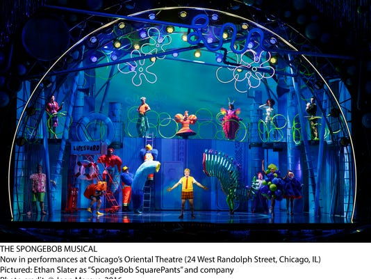 The Sponge Bob Musical