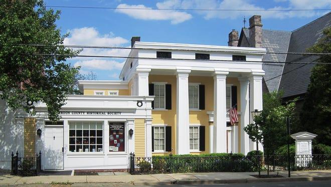 The Doric House.
