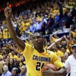 UA men's basketball at California