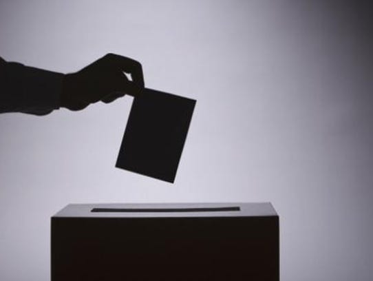 Absentee ballots available from clerk