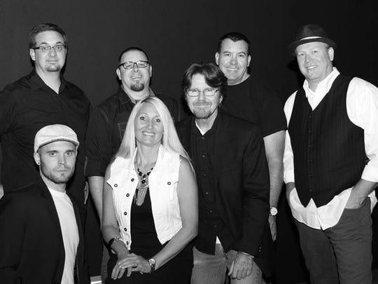 Infamous Soul is a seven-piece Salem band.