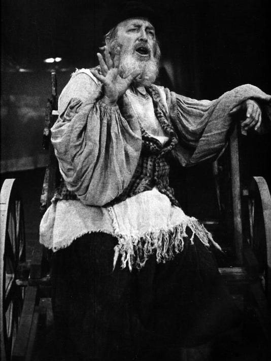 Herb Williams in the 1988 TOB production of Fiddler on the Roof.JPG