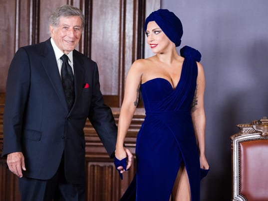 Lady Gaga, Tony Bennett