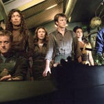 """The crew and passengers of """"Serenity"""" are caught between warring forces out to dominate the galaxy. The film was a spinoff of the TV series """"Firefly."""""""