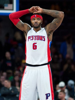 The Detroit Pistons released Josh Smith on Monday.