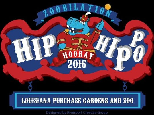 Hip Hippo Hooray Zoobilation 2016 is 10 a.m.-5 p.m.