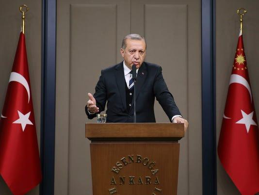 AP TURKEY US ERDOGAN I TUR