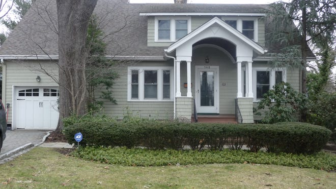 The Arteyas did extensive research before buying this expanded colonial on Sunset Lane in Tenafly.