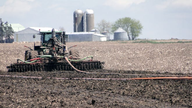 CAFOs in eastern Wisconsin would have to limit manure spreading under new restrictions the state Department of Natural Resources board approved Jan. 24 in an attempt to protect groundwater from contamination.